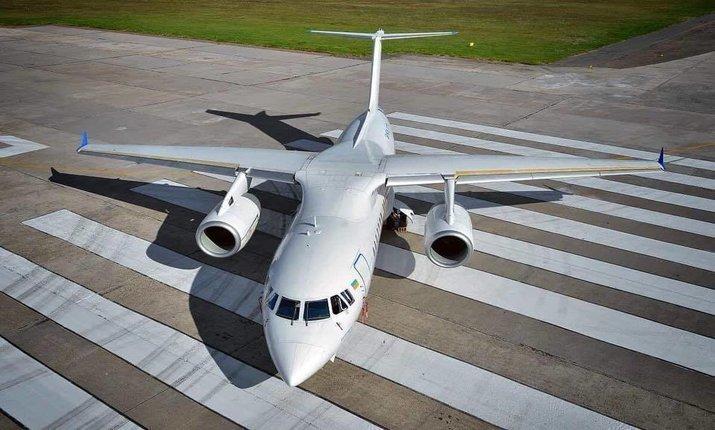 """""""Антонов"""" договорился о производстве двух Ан-158 для украинской авиакомпании"""