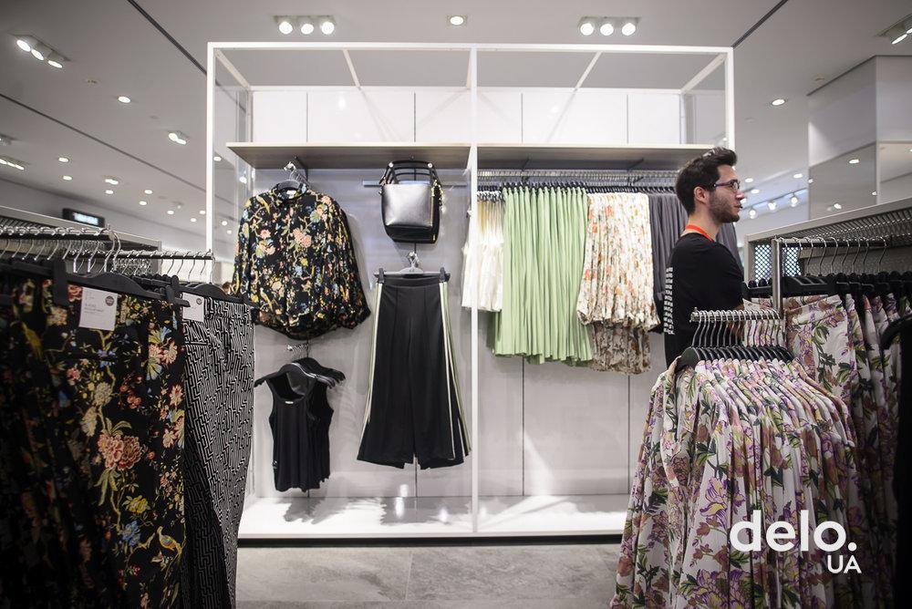 H&M открыл второй магазин в Киеве