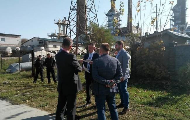 На арестованных ТЭЦ во Львовской области разобрана часть оборудования