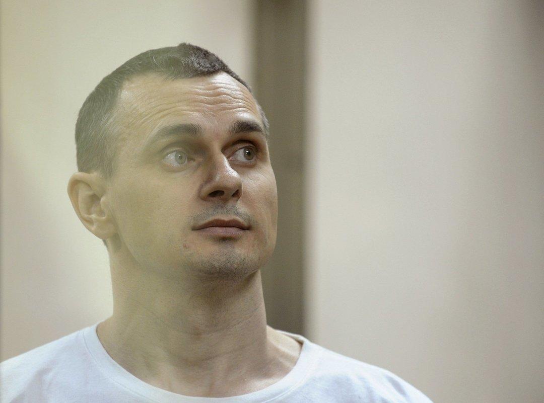 Сенцов стал лауреатом премии Сахарова-2018