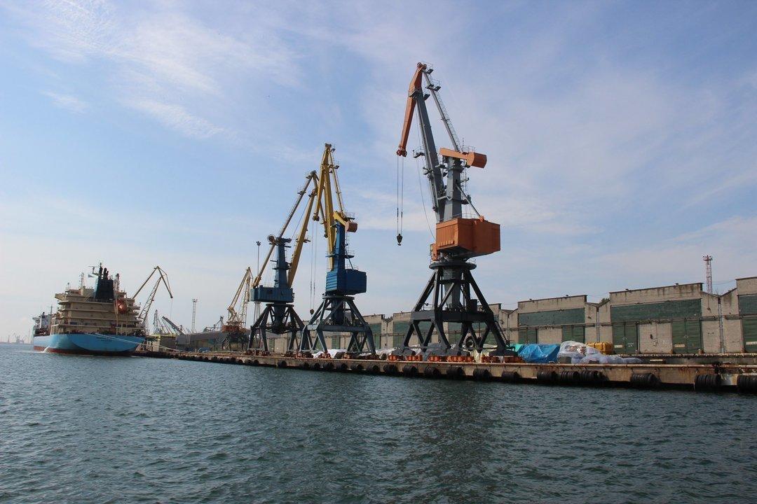В АМПУ объяснили, почему в морских портах упала перевалка грузов