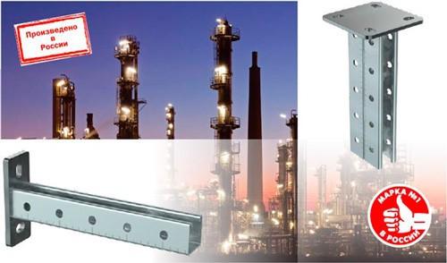 Консоли и потолочные подвесы STRUT IEK® — больше возможностей для монтажа кабельных трасс и трубопроводов