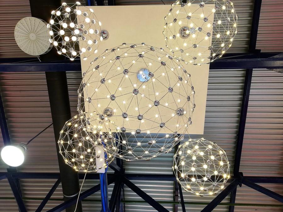 Международная выставка освещения, систем безопасности, автоматизации зданий и электротехники Interlight Moscow powered by Light + Building 2018