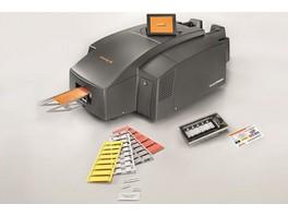 Новый струйный принтер PrintJet ADVANCED компании Weidmüller для печати маркировочных элементов