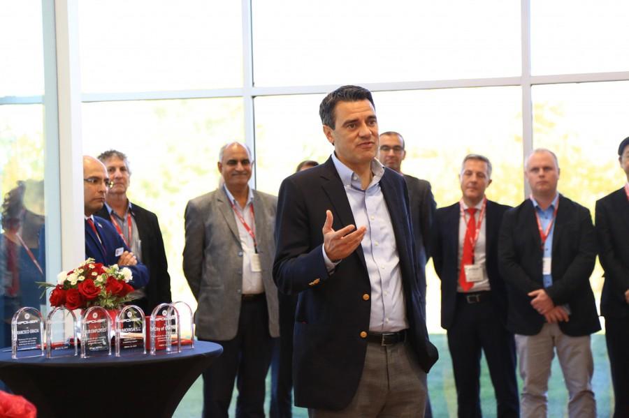 Церемония открытия нового производственного предприятия HIPOWER