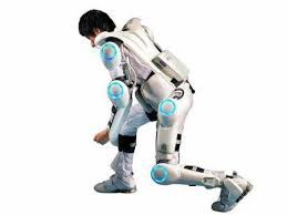 Контроллер Everest-XCR в надеваемых роботах