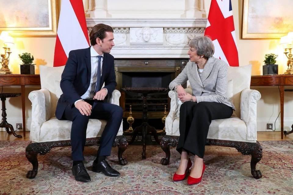 ЕС и Великобритания согласовали проект политической декларации по Brexit