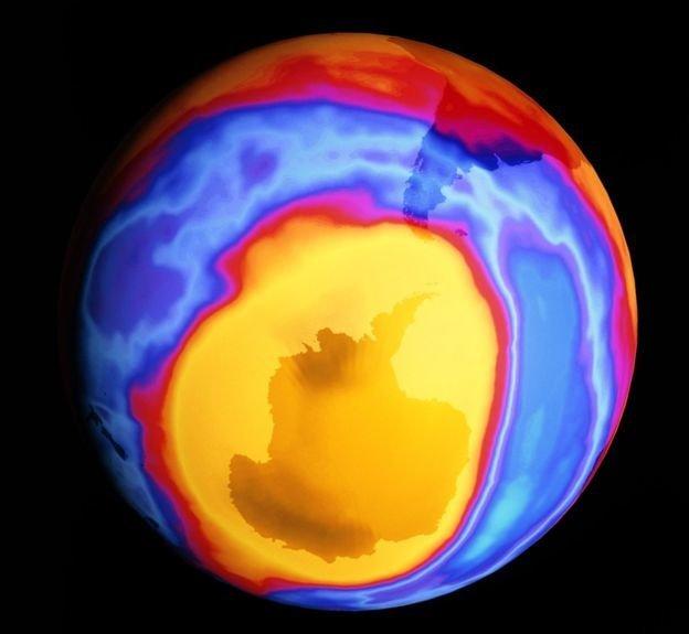 Концентрация парниковых газов в атмосфере достигла максимума