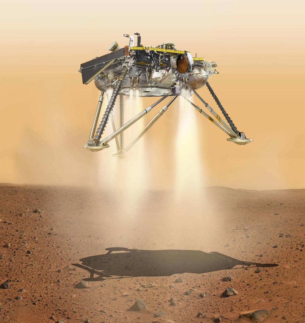 НАСА определилось, в какое место Марса отправлять следующий марсоход