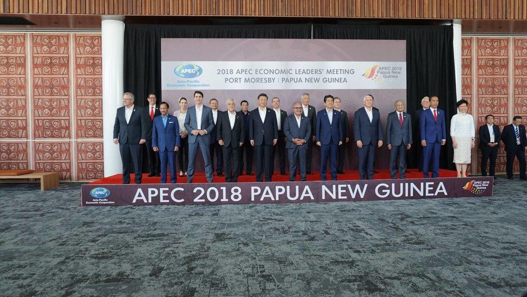 Саммит АТЭС впервые завершился без декларации из-за спора Китая и США