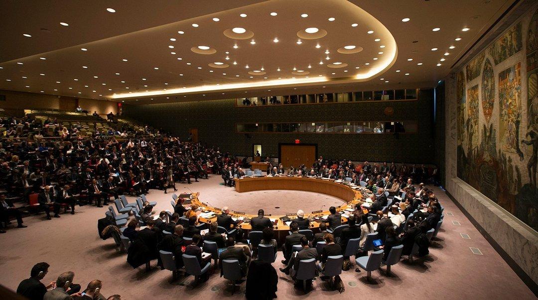 Совбез ООН отказался рассматривать предложенный Россией порядок дня