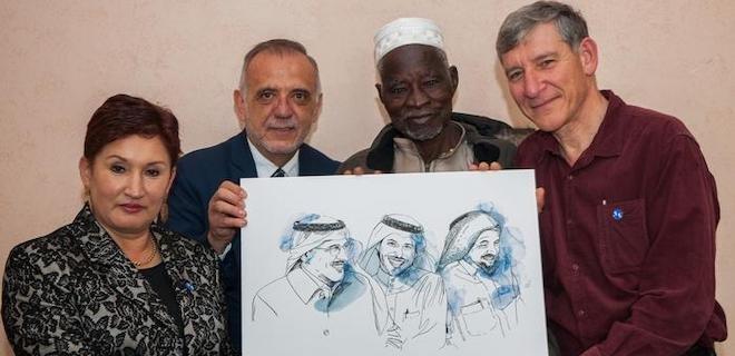 В Стокгольме вручили альтернативную Нобелевскую премию