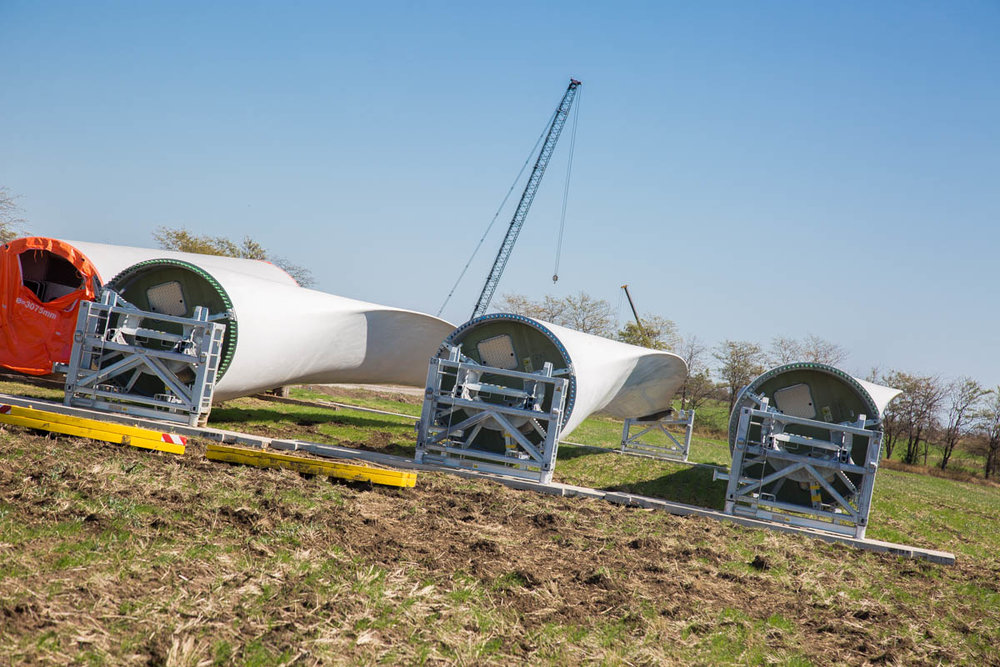 Партнерство с ветром: как строят ветроэлектростанцию