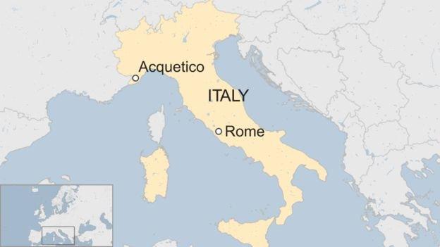 В итальянском городе со 120 жителями за две недели превысили скорость 58 тысяч раз