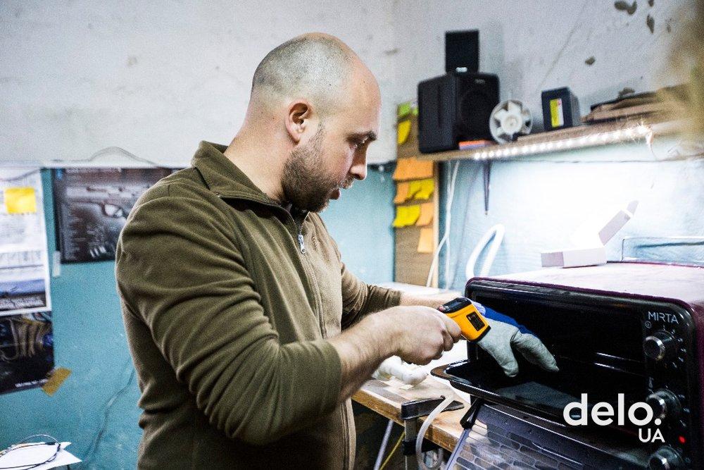 Из хобби в бизнес. Как ветеран АТО построил бизнес на аксессуарах для оружия из кайдекса