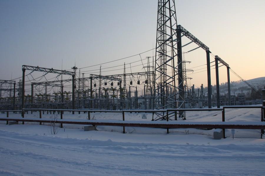 ФСК ЕЭС начала модернизацию открытого распределительного устройства на самой мощной подстанции Хакасии