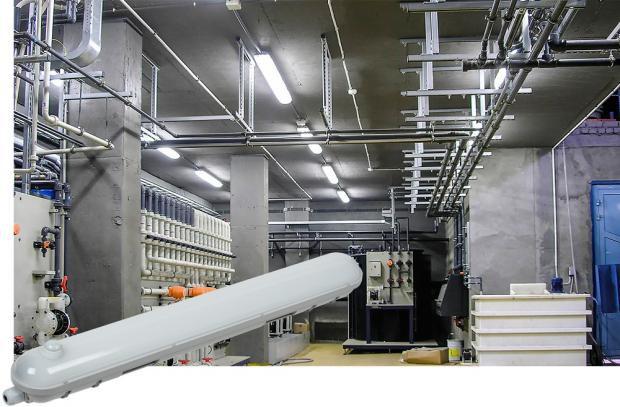 IEK Group расширяет ассортимент пыле- влагозащищенных светодиодных светильников ДСП IEK®