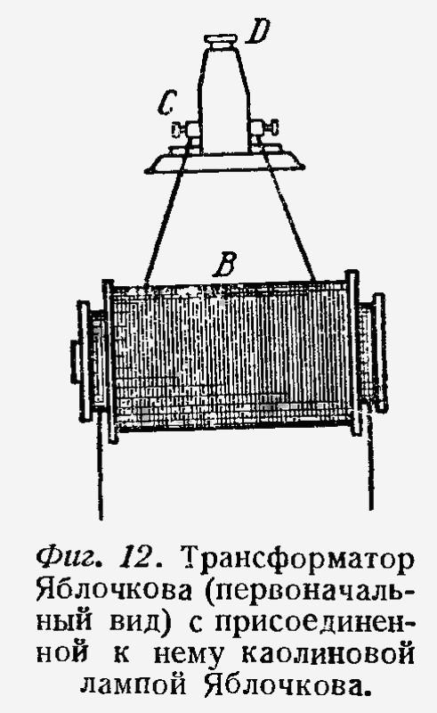 О важном изобретении в истории Российской энергетики