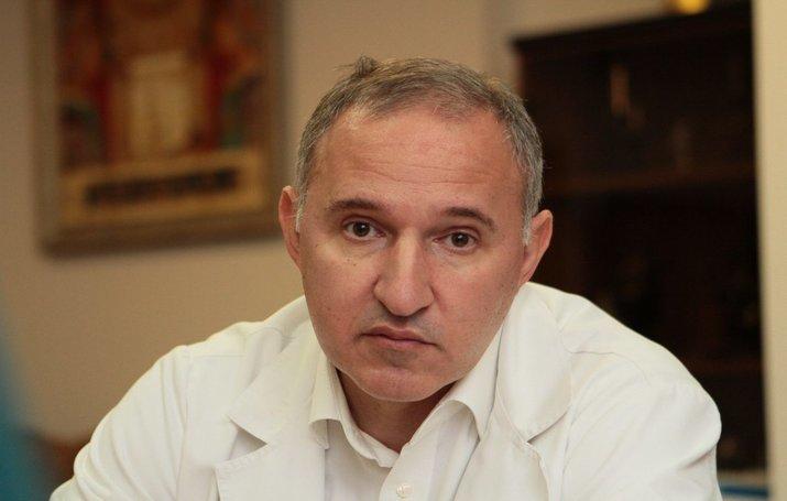 Директором Института сердца переизбрали Тодурова