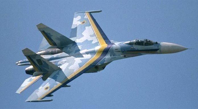 Разбился истребитель СУ-27, летчик погиб — Генштаб ВСУ