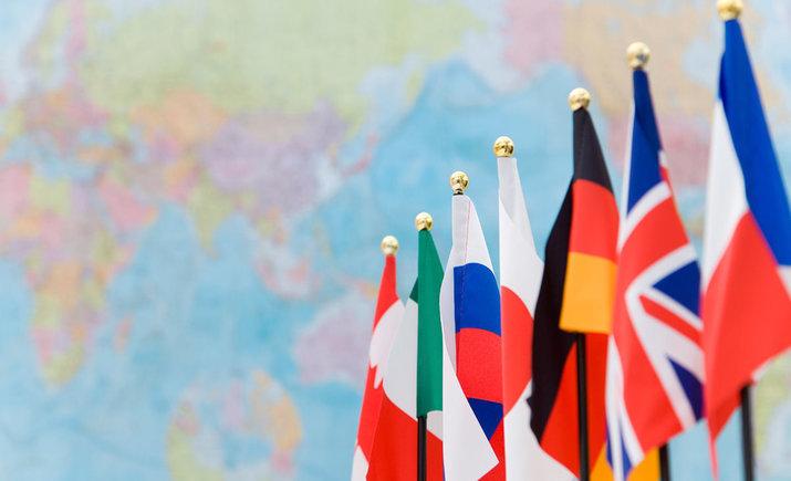 Страны Большой семерки требуют отпустить украинских моряков