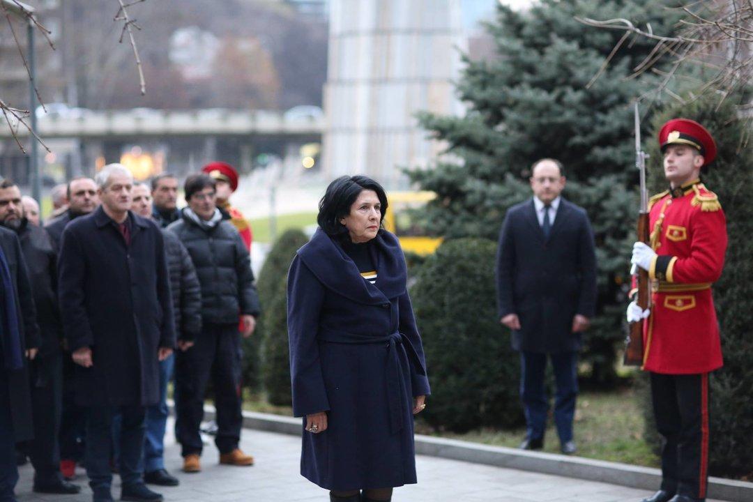 В Грузии новый президент