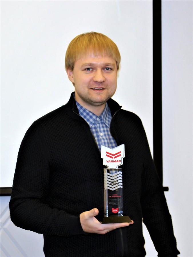 Итоги года 2018: лучшие российские дилеры Yanmar