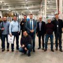14 февраля «Элком-Электрощит» открыл двери для гостей