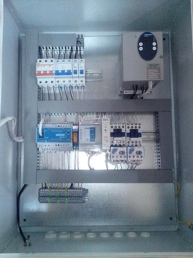 Автоматизация дозатора непрерывного действия на базе оборудования ОВЕН