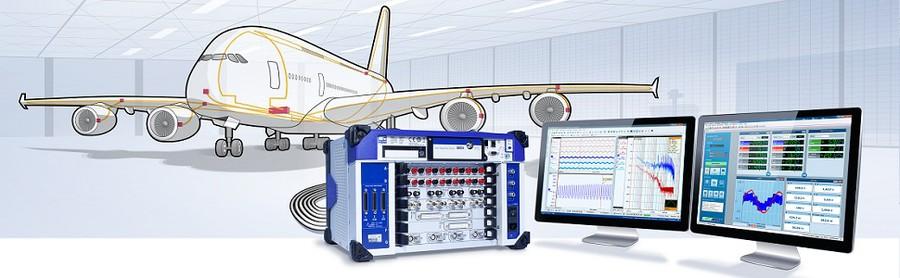 Компания НВМ представляет решения для испытаний аэрокосмической техники