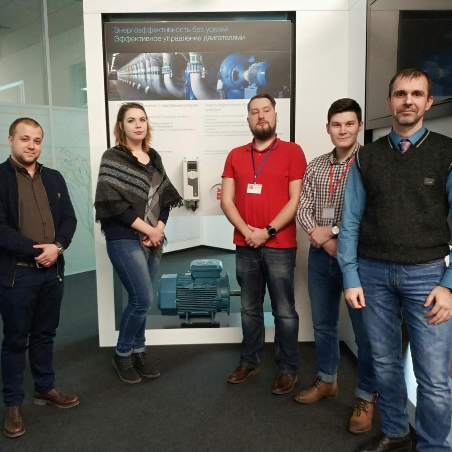 Специалисты компании «Электродвигатель» прошли базовую программу обучения ABB