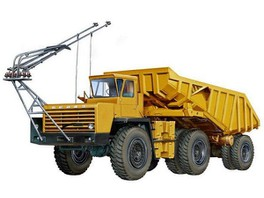 Дизельные генераторы грузовых троллейбусов «БелАЗа» заменят на российские аккумуляторы