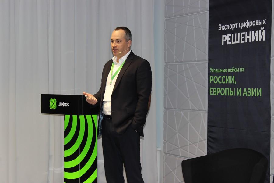 Генеральный директор компании «Цифра» Игорь Богачёв