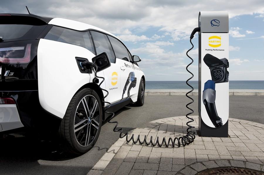 HARTING Technology Group предлагает технологии зарядки, обеспечивающие экономию расходов и времени