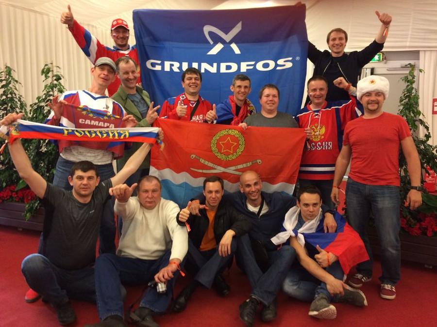 «Грундфос» подвёл итоги конкурса «На хоккей с Grundfos»