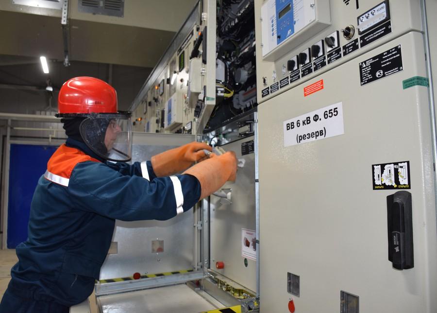 «Владимирэнерго» выполнил I этап технологического присоединения к электросети мясоперерабатывающего производства во Владимире