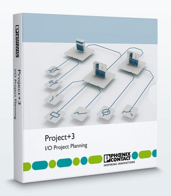 Новая версия ПО для планирования Project+ от Phoenix Contact