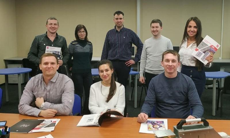 Специалисты EKF провели обучение в офисе «Русского Света»