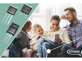 CoolMOS P7 950V — новое семейство МОП-транзисторов от Infineon