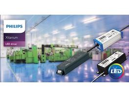 Philips выпускает широкую линейку LED-драйверов Xitanium