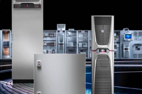 Rittal представил новые компактные распределительные шкафы AX и компактные корпуса KX