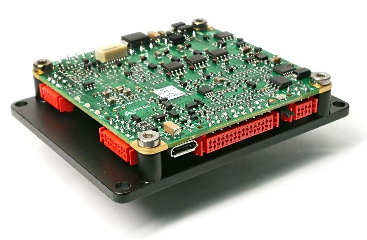 «АВИ Солюшнс» предлагает к применению новую серию компактных низкопрофильных контроллеров положения АРГОС