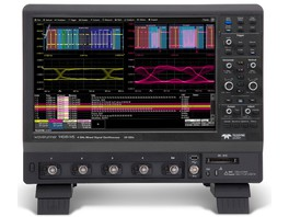 Компания Teledyne LeCroy представила осциллографы смешанных сигналов WaveRunner 9000R