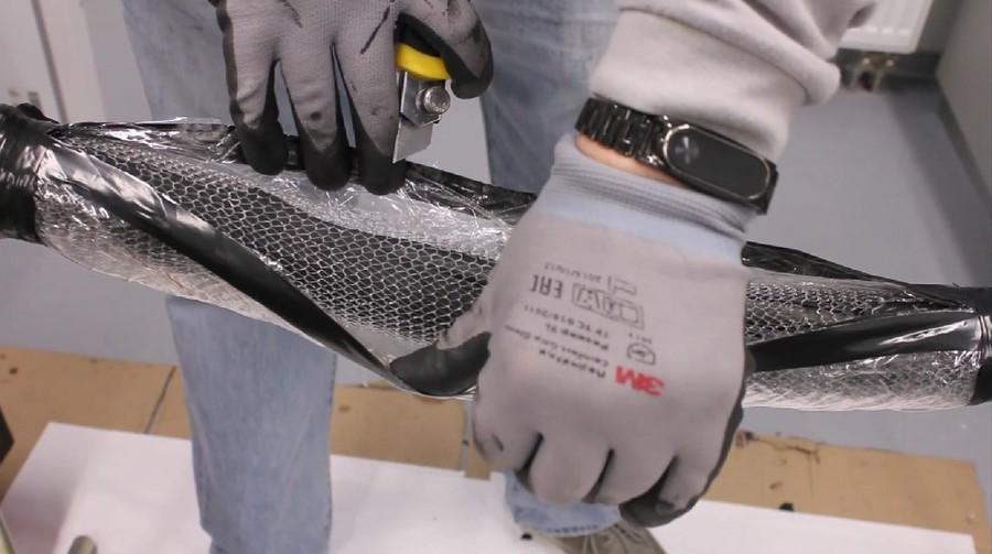 Компания 3М представила инновационную технологию ремонта гибкого кабеля 3MGTS-F