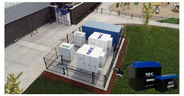NEC Energy Solutions уходит с рынка производства аккумуляторов