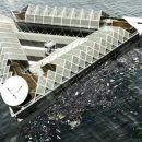 Проект плавучего мусороперерабатывающего завода